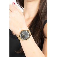 Relógio Analógico Feminino Chilli Beans Malha Metal Dourada RE.MT.0836-0121.4