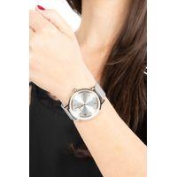 Relógio Analógico Feminino Chilli Beans Malha Metal Prata RE.MT.0836-0707.4