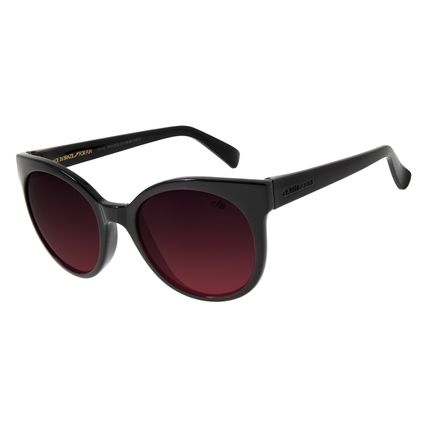 Óculos De Sol Feminino Chilli Beans Redondo Classic Degradê OC.CL.2643-2030