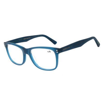 Armação Para Óculos de Grau Masculino Rock in Rio For All Azul LV.AC.0565-0808