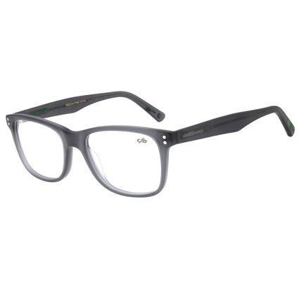 Armação Para Óculos de Grau Masculino Rock in Rio For All Cinza LV.AC.0565-0404