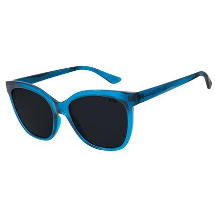 Óculos De Sol Feminino Chilli Beans Rock In Rio Sunset Azul OC.CL.2799-0508