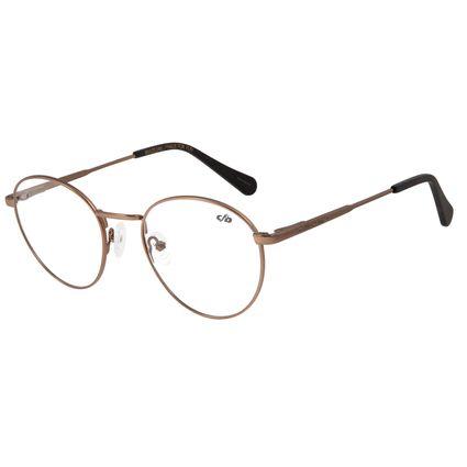 Armação Para Óculos de Grau Unissex Chilli Beans Ouro Velho LV.MT.0328-6767