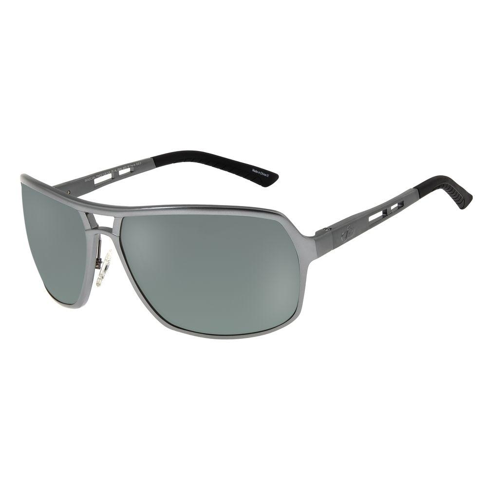 Óculos De Sol Masculino Chilli Beans Polarizado Ônix OC.AL.0045-0022