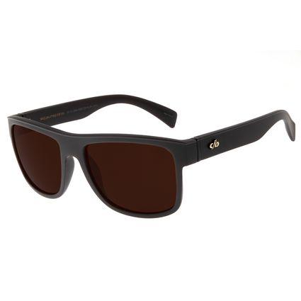 Óculos De Sol Masculino Chilli Beans Bossa Nova Marrom OC.CL.2544-0202