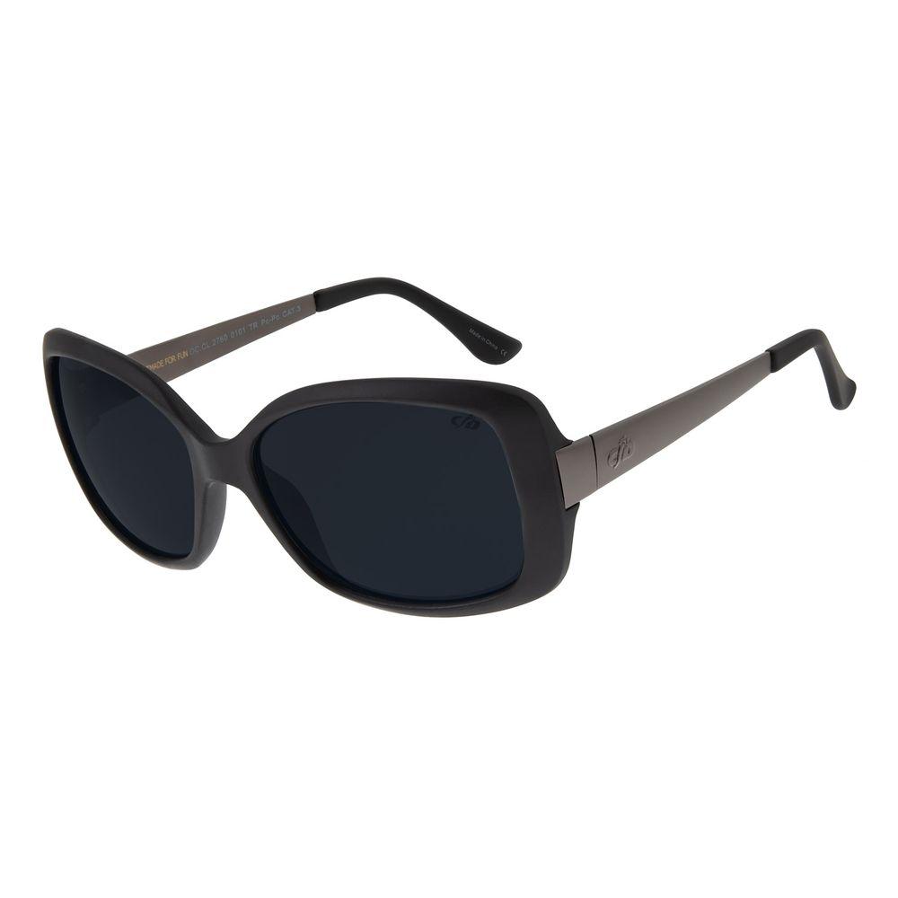 Óculos De Sol Feminino Chilli Beans Borboleta Preto OC.CL.2760-0101