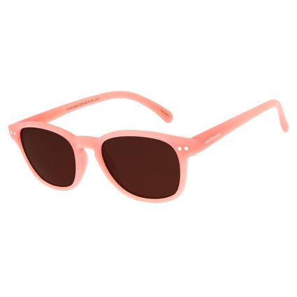 Óculos De Sol Infantil Chilli Beans Bossa Nova Vermelho OC.KD.0605-0216