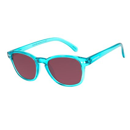 Óculos De Sol Infantil Chilli Beans Bossa Nova Azul OC.KD.0605-1408