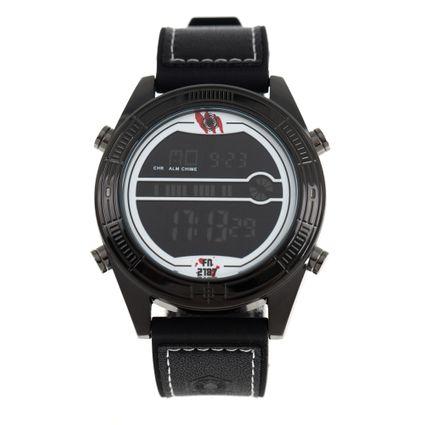 Relógio Digital Masculino Star Wars Stormtrooper Preto RE.CR.0401-0101
