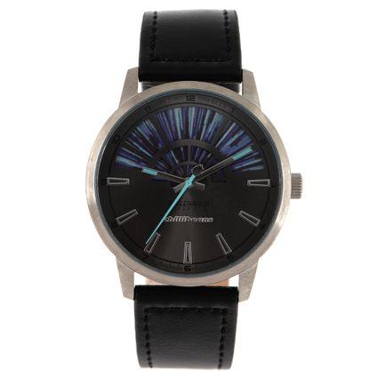 Relógio Analógico Masculino Star Wars Millennium Falcon Prata RE.CR.0403-0701