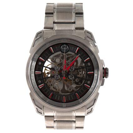 Relógio Automático Masculino Star Wars Luke Skywalker Prata RE.MT.0856-0707