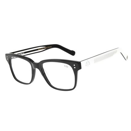 Armação Para Óculos De Grau Masculino Star Wars Preto LV.AC.0575-0101