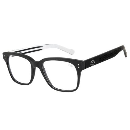 Armação Para Óculos De Grau Masculino Star Wars Darth Vader Branco LV.AC.0575-0119