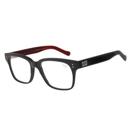 Armação Para Óculos De Grau Masculino Star Wars Stormtroopers Vermelho LV.AC.0575-0116