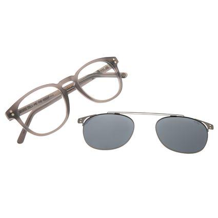 Armação Para Óculos De Grau Unissex Star Wars Han Solo Multi Cinza LV.MU.0288-0404
