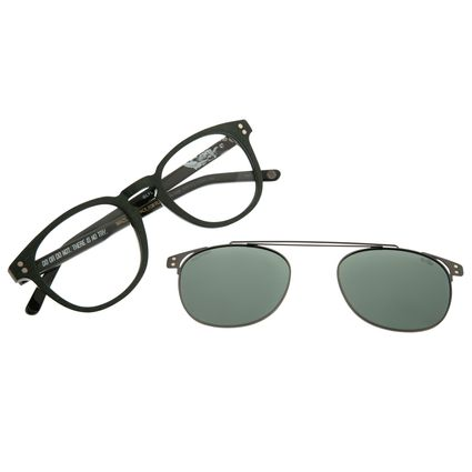 Armação Para Óculos De Grau Unissex Star Wars Yoda Multi Verde LV.MU.0288-1515