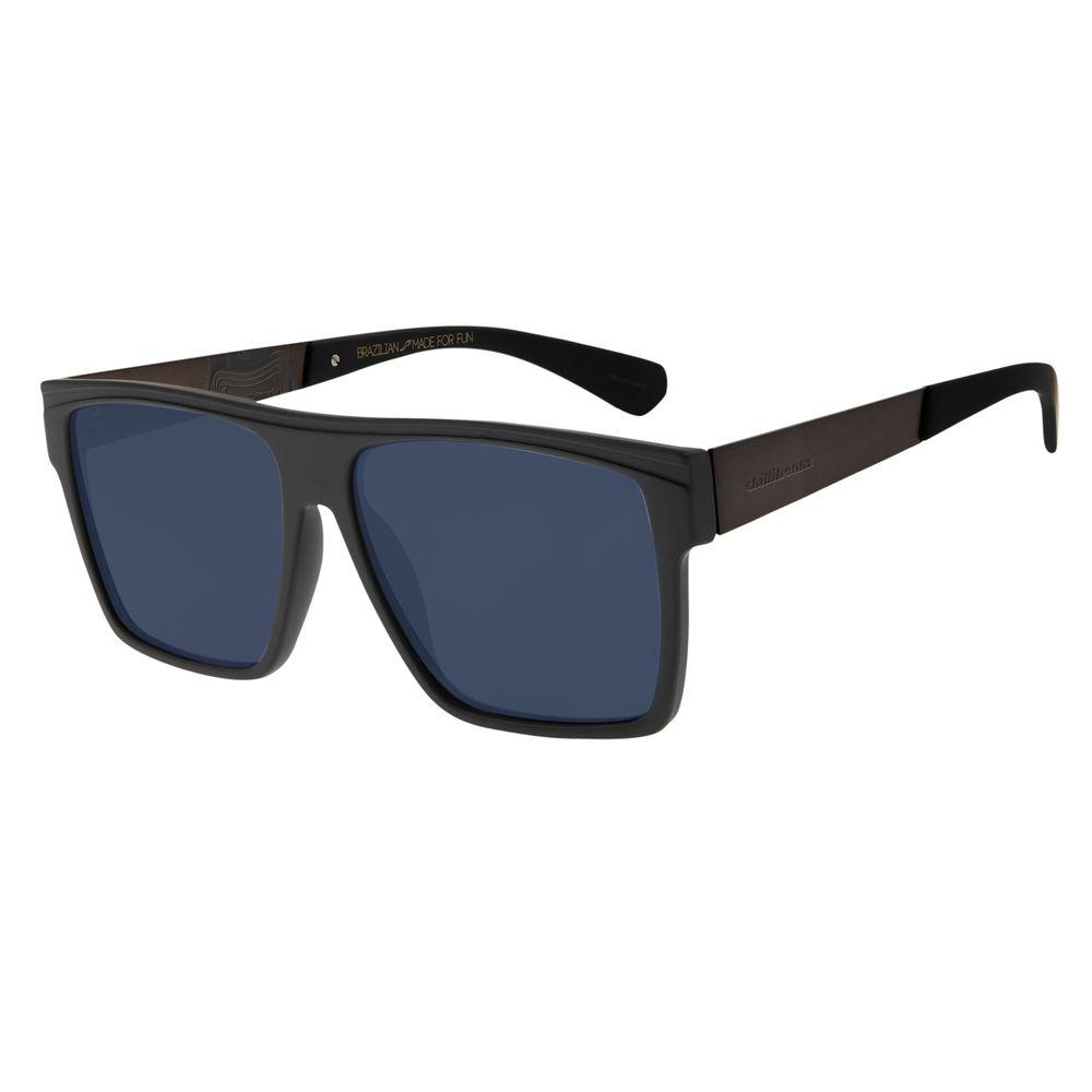 Óculos De Sol Masculino Star Wars Kylo Ren Cinza OC.CL.2827-0004