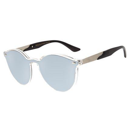 Óculos De Sol Feminino Star Wars Estrela da Morte Espelhado OC.CL.2828-3236