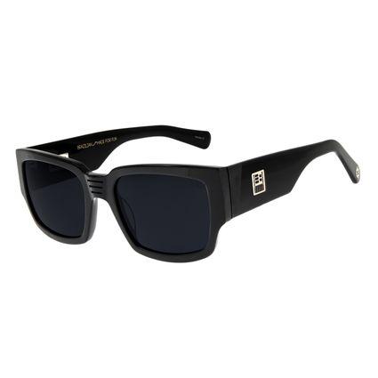 Óculos De Sol Masculino Star Wars Darth Vader Preto OC.CL.2837-0501