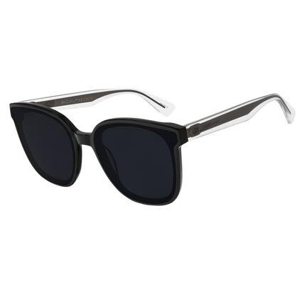 Óculos De Sol Feminino Star Wars Darth Vader Preto OC.CL.2838-0101