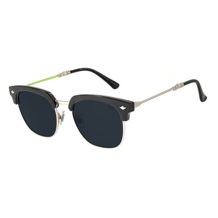Óculos De Sol Unissex Star Wars Yoda Preto OC.CL.2842-0101