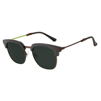 Óculos De Sol Unissex Star Wars Yoda Marrom Escuro  OC.CL.2842-1547