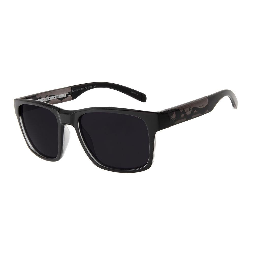 Óculos De Sol Masculino Star Wars Darth Maul Transparente OC.ES.1195-0136