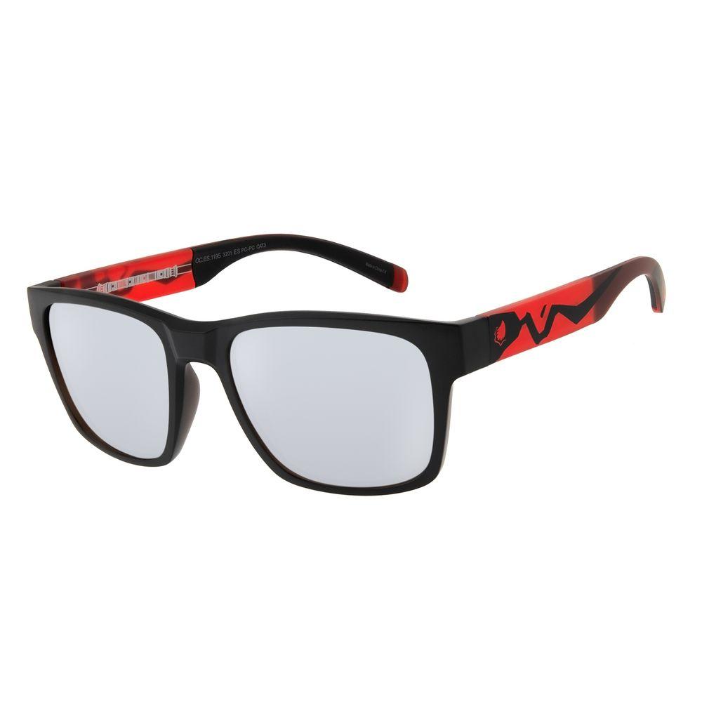 Óculos De Sol Masculino Star Wars Darth Maul Espelhado OC.ES.1195-3201