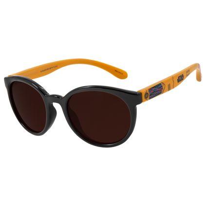 Óculos De Sol Infantil Star Wars C-3PO Marrom OC.KD.0619-0201