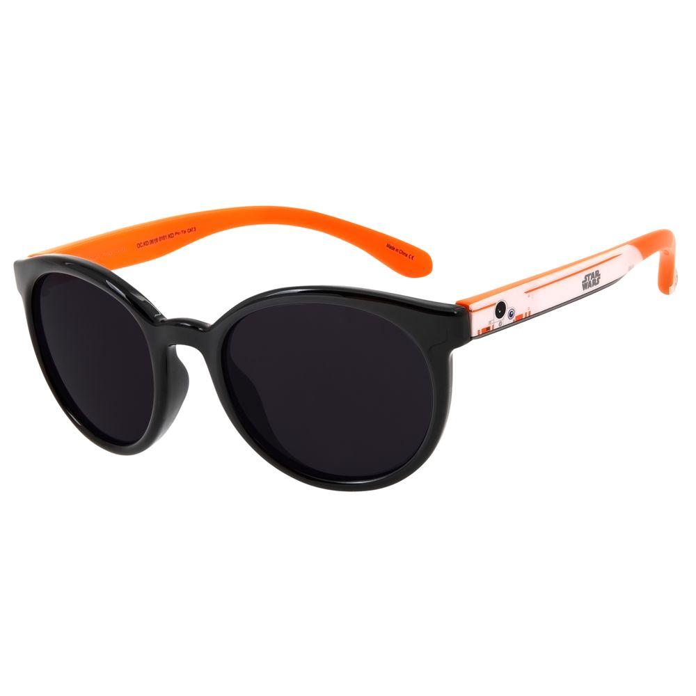 Óculos De Sol Infantil Star Wars BB-8 Preto  OC.KD.0619-0101