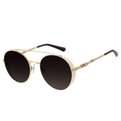 Óculos De Sol Unissex Star Wars Rey Dourado OC.MT.2696-0521
