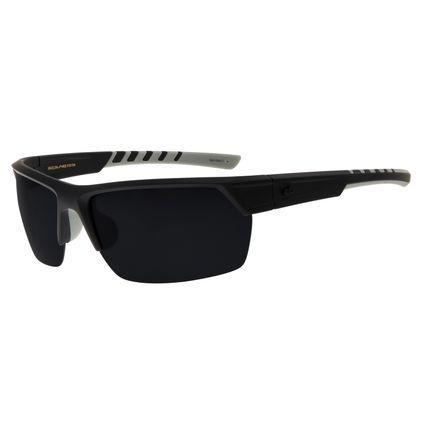 Óculos De Sol Masculino Chilli Beans Esportivo Preto Fosco OC.ES.1154-0131