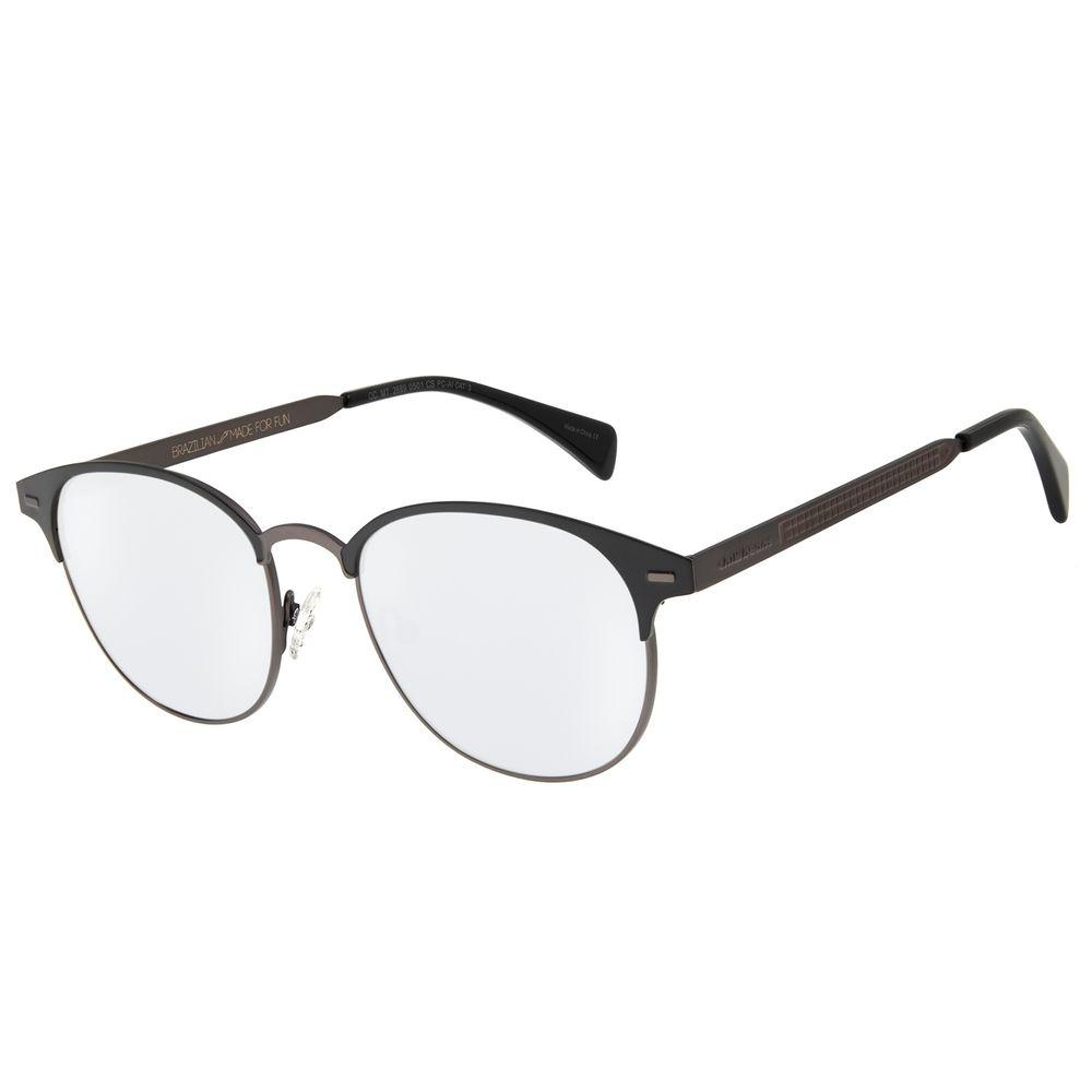 Óculos De Sol Unissex Star Wars Chewbacca Fumê OC.MT.2689-0501