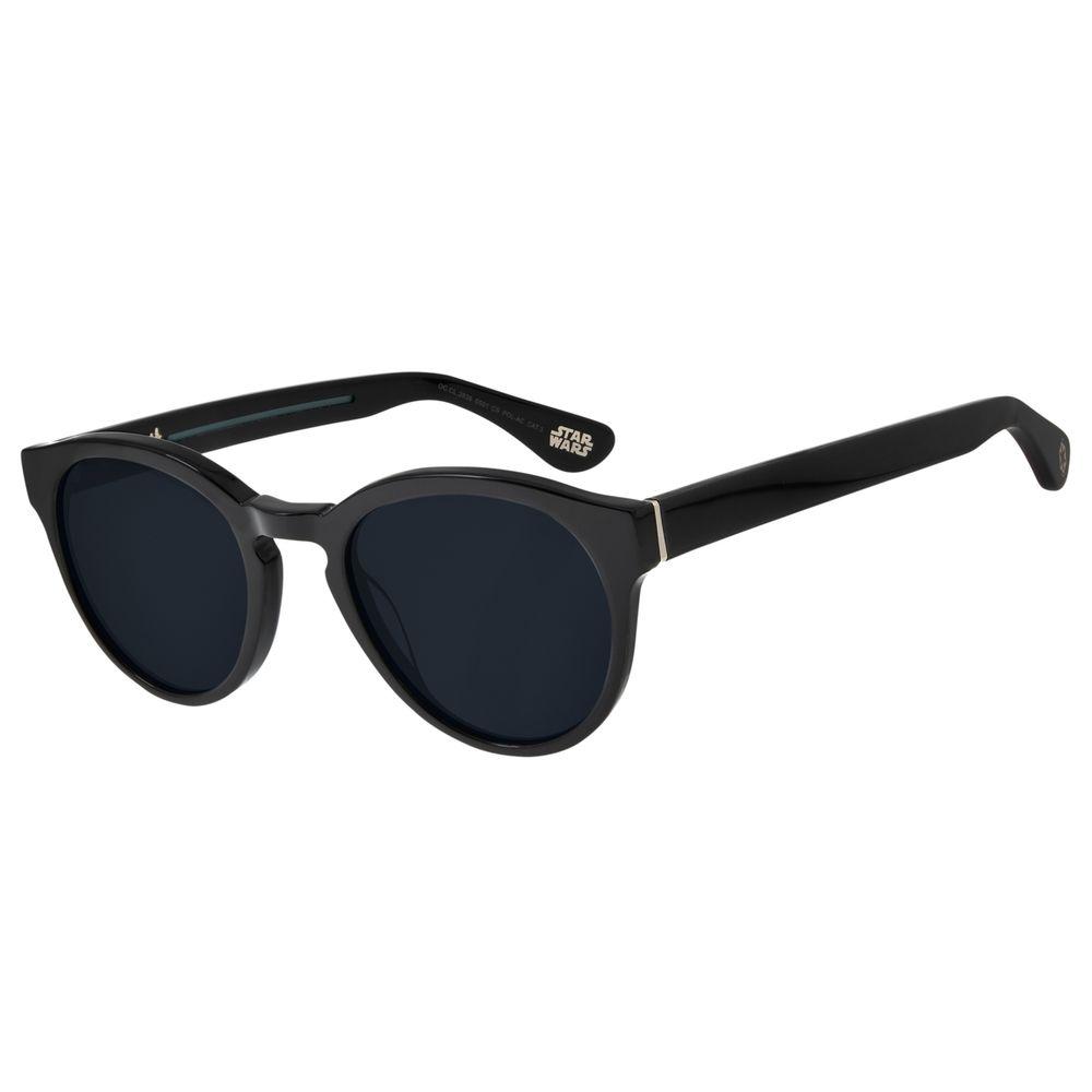 Óculos De Sol Unissex Star Wars Império Galáctico Preto OC.CL.2836-0501