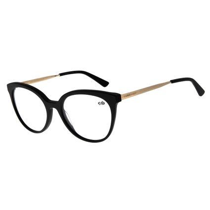 Armação Para Óculos De Grau Feminino Chilli Beans Preto LV.AC.0526-0121