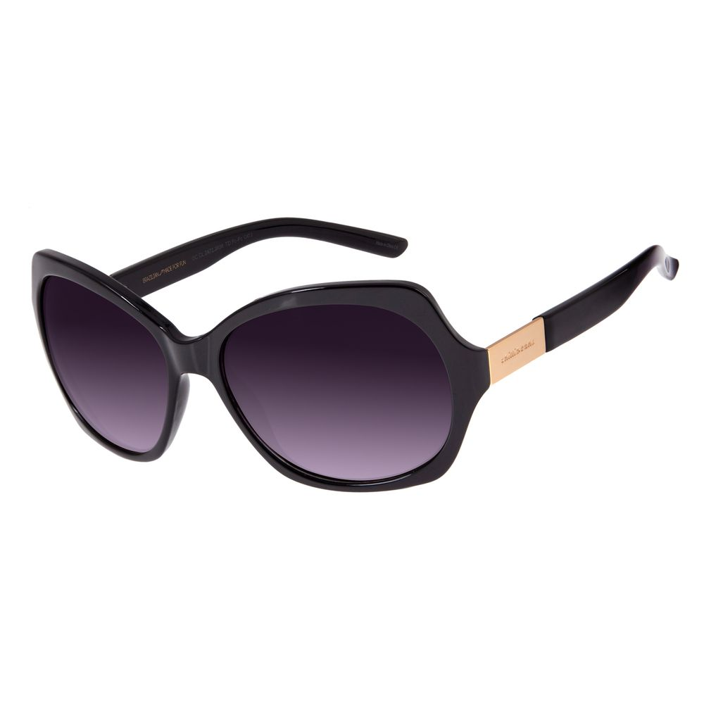 Óculos de Sol Feminino Chilli Beans Quadrado Escuro OC.CL.2472-2038
