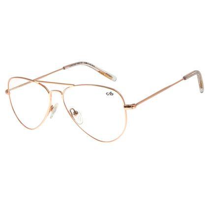 Armação Para Óculos De Grau Unissex Chilli Beans Rosê LV.MT.0327-9595