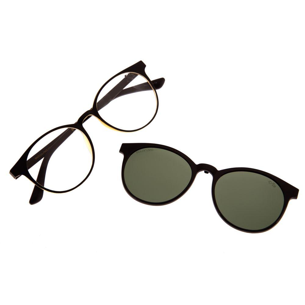 Armação Para Óculos De Grau Feminino Chilli Beans Multi Preto LV.MU.0214-1501