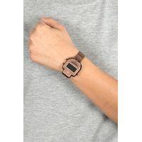 Relógio Digital Feminino Chilli Beans Caveira Marrom RE.MT.0961-0202.4