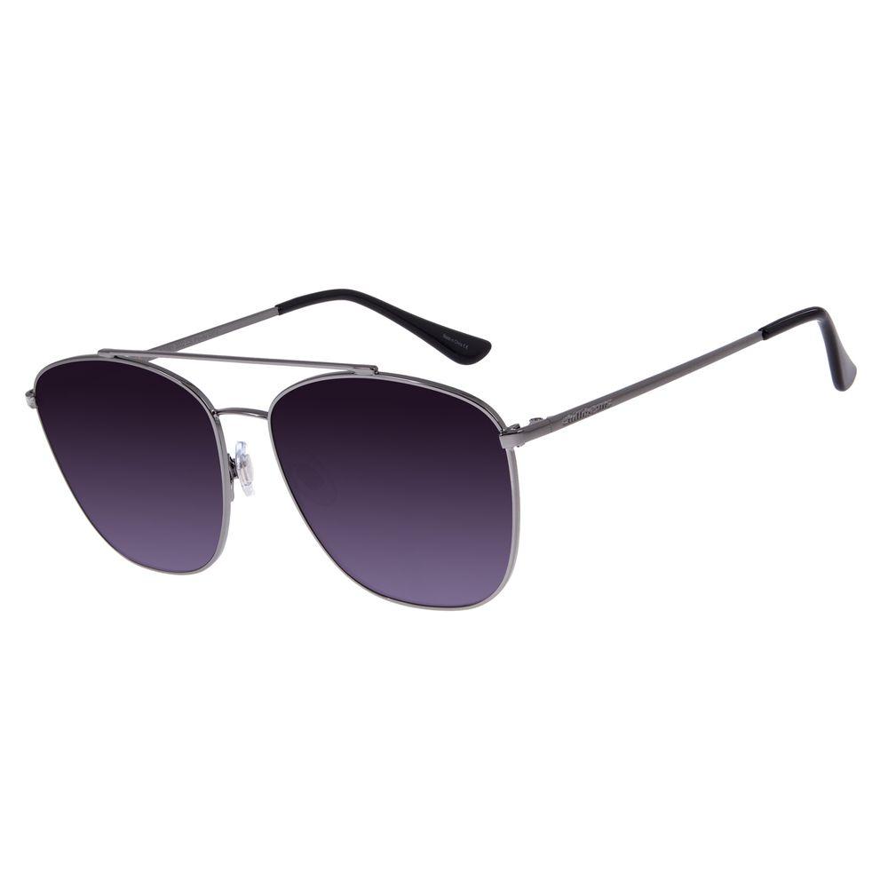 Óculos De Sol Feminino Chilli Beans Executivo Ônix OC.MT.2741-2022