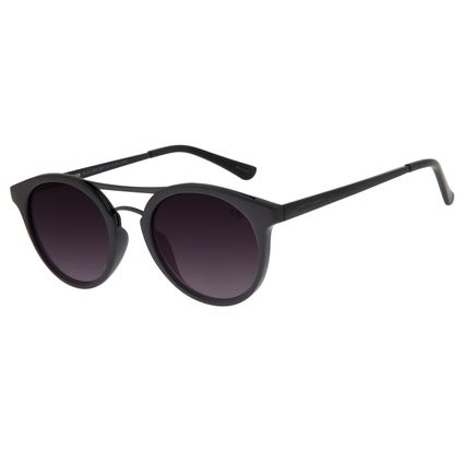Óculos de Sol Unissex Chilli Beans Redondo Degradê OC.CL.2243-2001