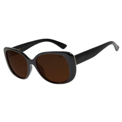 Óculos de Sol Masculino Chilli Beans Quadrado Preto OC.CL.2855-0201