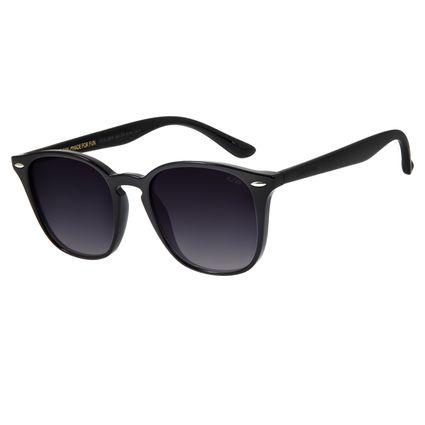 Óculos de Sol Unissex Chilli Beans Quadrado Degradê OC.CL.2876-2001