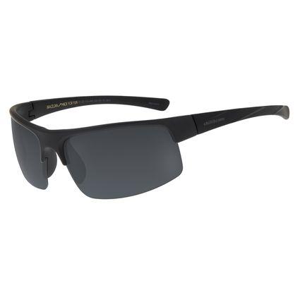 Óculos de Sol Masculino Chilli Beans Esportivo Preto OC.ES.1114-0501