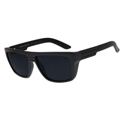 Óculos de Sol Masculino Chilli Beans Esportivo Preto OC.ES.1200-0101