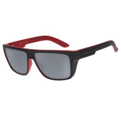 Óculos de Sol Masculino Chilli Beans Esportivo Preto OC.ES.1200-0001