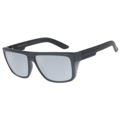 Óculos de Sol Masculino Chilli Beans Esportivo Espelhado OC.ES.1200-3201