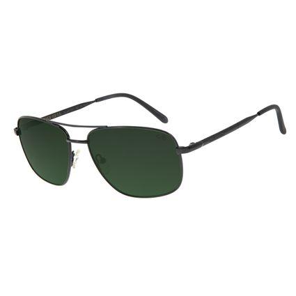 Óculos De Sol Masculino Chilli Beans Executivo Verde OC.MT.2703-1501