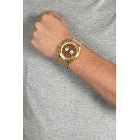 Relógio Analógico Masculino Chilli Beans Carbon Dourado RE.MT.0876-4721.4