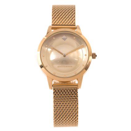 Relógio Analógico Feminino Chilli Beans Metal Dourado RE.MT.0888-2121